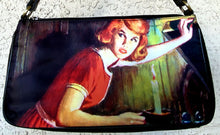 Load image into Gallery viewer, Nancy Drew Old Attic Clutch Bag