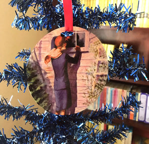 Nancy Drew 90th Anniversary The Bungalow Mystery Ornament
