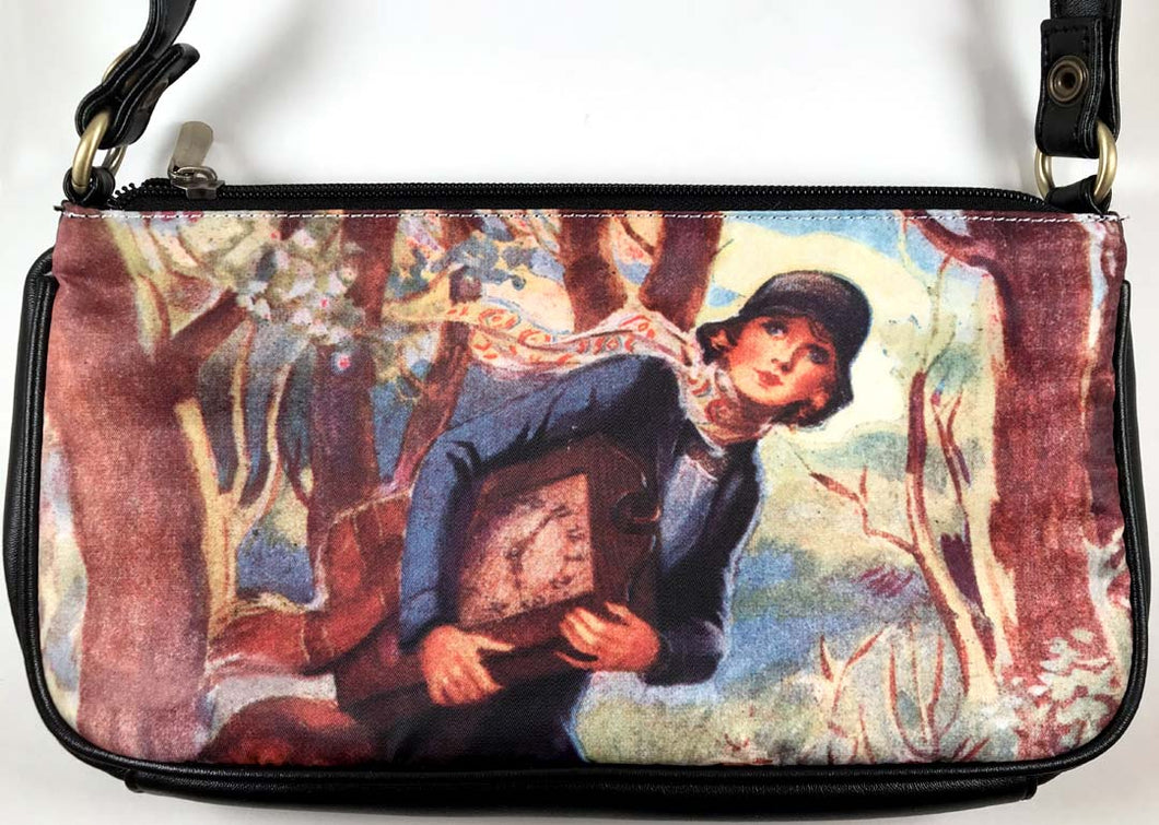 Nancy Drew Tandy Old Clock Bag