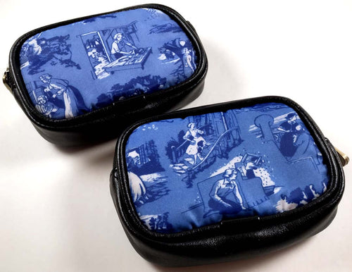 Nancy Drew Endpapers Coin Purse