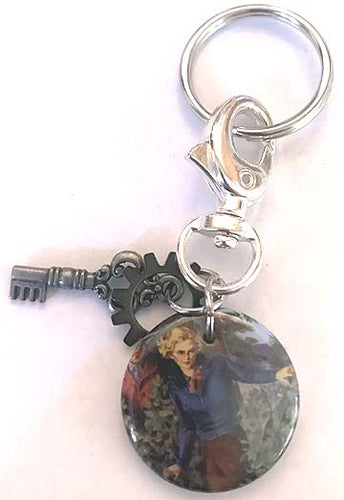 Nancy Drew Hollow Oak Key Chain Clip