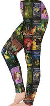 Load image into Gallery viewer, Nancy Drew Vintage Nappi Book Cover Leggings
