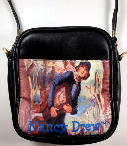 Nancy Drew Tandy Old Clock Sling Bag