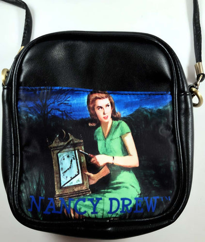 Nancy Drew Nappi Old Clock Sling Bag
