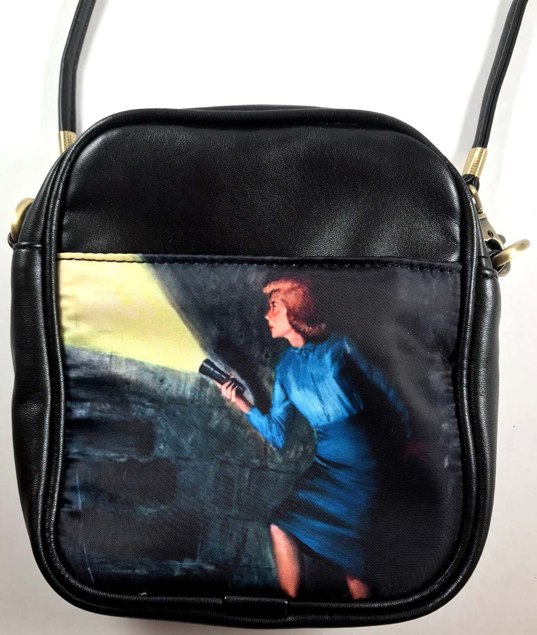 Nancy Drew Hidden Staircase Sling Bag