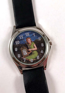 Old Clock 3rd Art Nancy Drew Watch