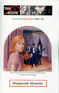 The Sleuth - Issue 8 - Nov/Dec 2007