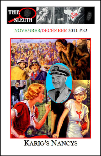 The Sleuth - Issue 32 - Nov/Dec 2011