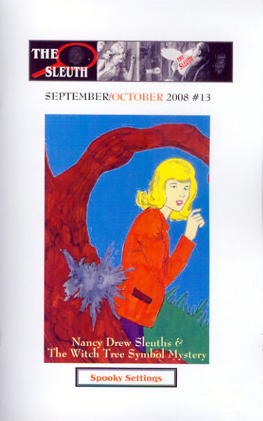 The Sleuth - Issue 13 - Sept/Oct 2008