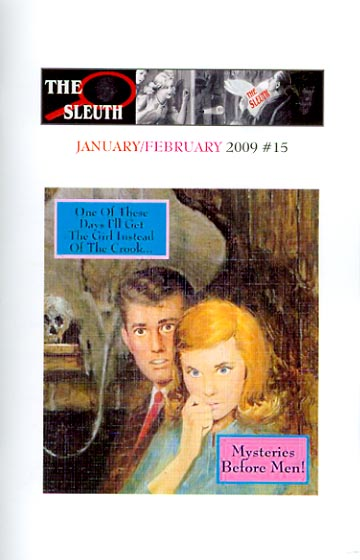 The Sleuth - Issue 15 - Jan/Feb 2009