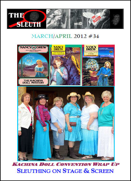 The Sleuth - Issue 34 - Mar/Apr 2012
