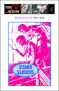 The Sleuth - Issue 30 - Jul/Aug 2011