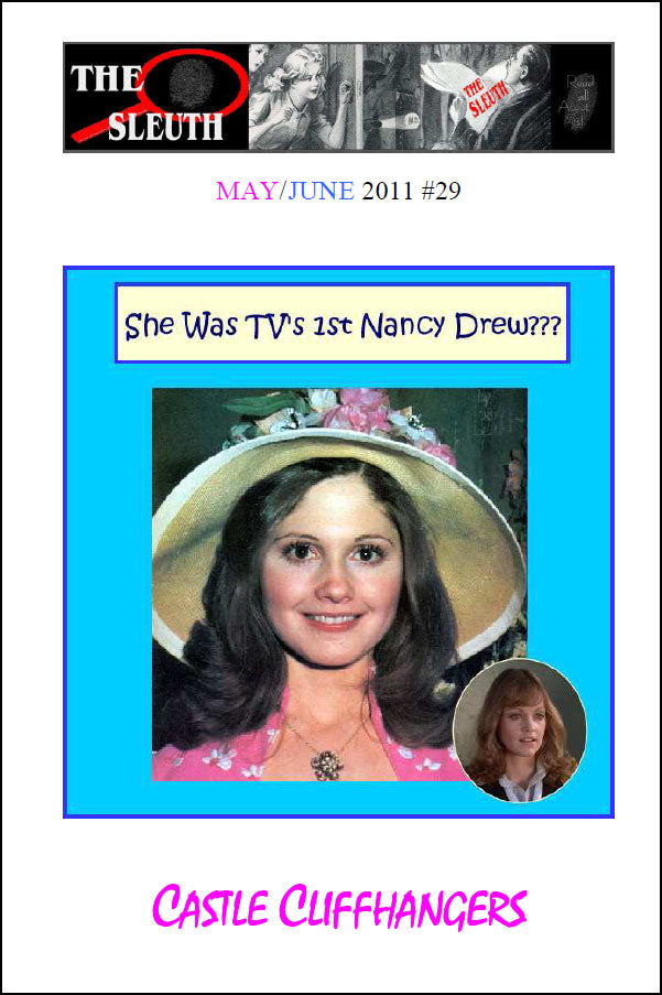 The Sleuth - Issue 29 - May/Jun 2011
