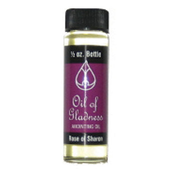 Oil of Gladness, Rose of Sharon Anointing Oil, 1/4 Ounce