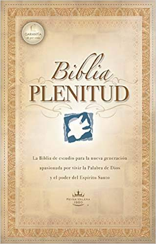 Biblia Plenitud Biblia Plenitud (Spanish)Bonded Leather