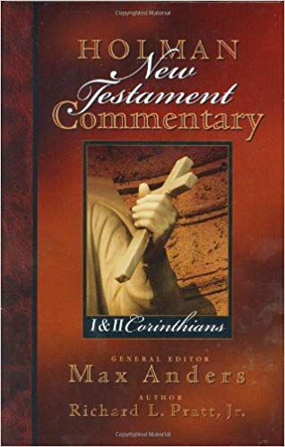 Holman New Testament Commentary - 1 & 2 Corinthians Hardcover