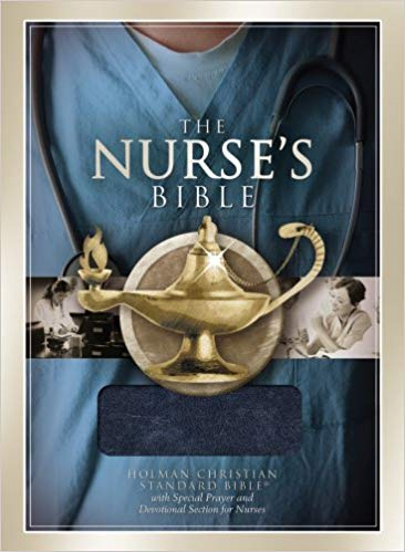 The Nurse's Bible: Blue, Bonded LeatherBonded Leather