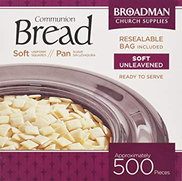 Bread (Soft Unleavened) (500 pc)