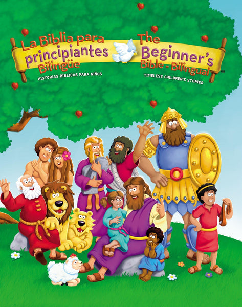 THE BEGINNER'S BIBLE: BIBLIA PARA PRINCIPIANTES BILINGÜE