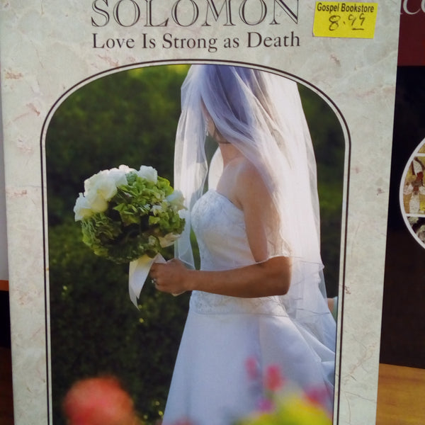Song of Solomon Love is Strong as Death