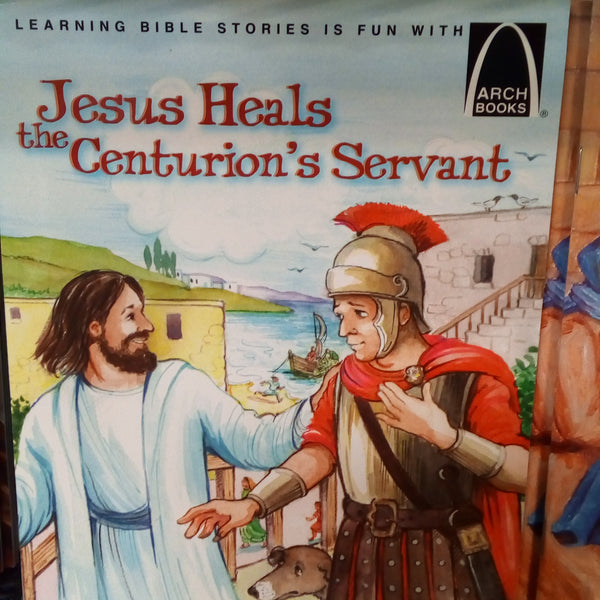 Jesus heals the centurion's servant