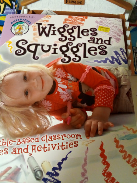 Wiggles and squiggles 60 Bible based classroom games and activities