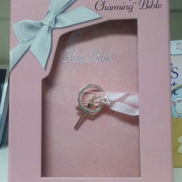 The Simply Charming Bible. pink