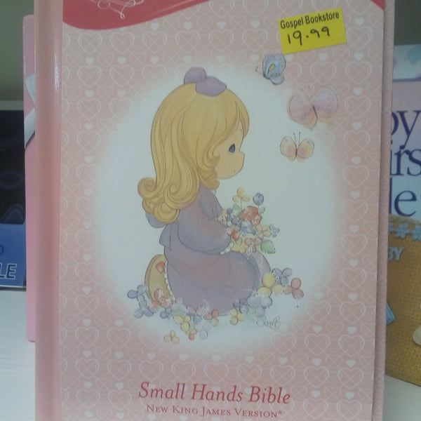 Small hands Bible. New King James version