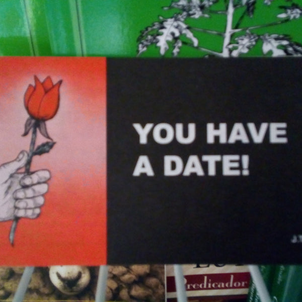 You have a date!