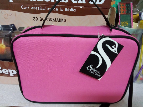 Swanson Bible Cover PINK