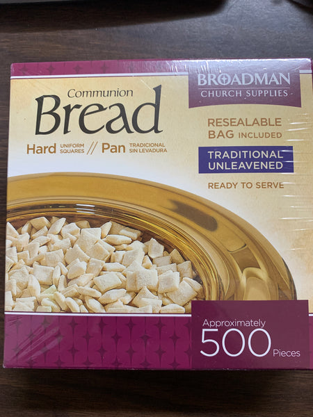 Bread Traditional Unleavened (500 Pc)