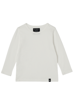Long Sleeve Tee - Cream
