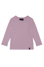 Long Sleeve Tee - Lilac