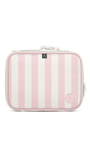 Hadley Lunch Bag - Just Pink Candy Stripes