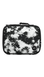 Hadley Lunch Bag - Black Tie Dye