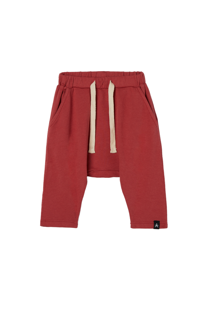Load image into Gallery viewer, Harem Pant - Crimson