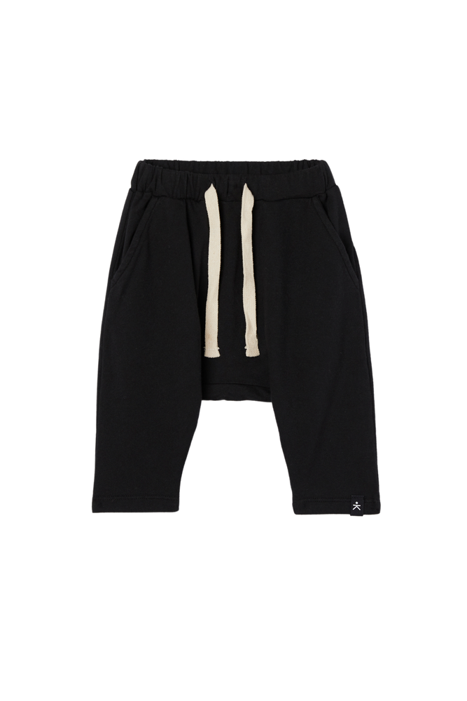 Load image into Gallery viewer, Harem Pant - Black