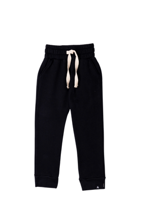 Load image into Gallery viewer, Gym Sweat Pant - Black