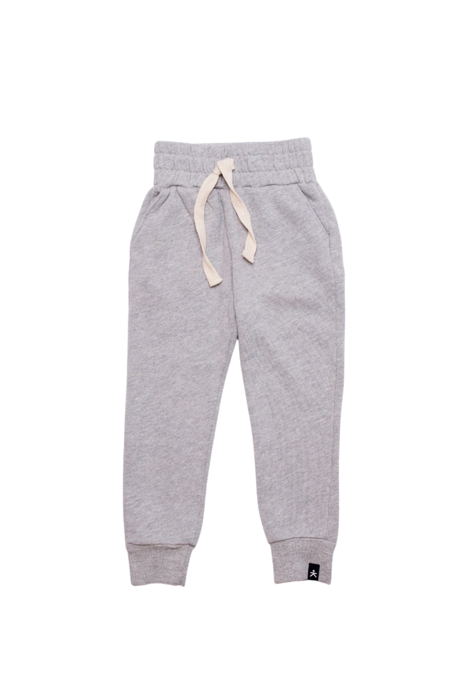 Gym Sweat Pant - Heather Grey