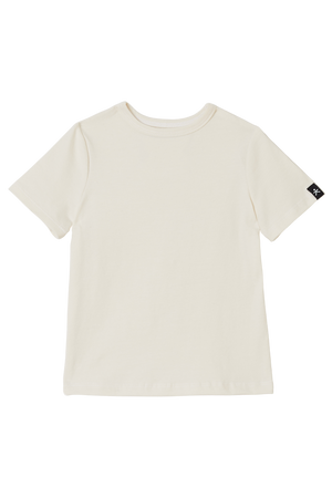 Short Sleeve Tee - Cream