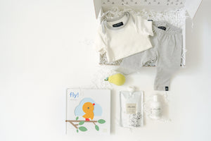 Mighty Mini Baby Box