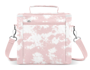 Load image into Gallery viewer, Blakely Lunch Bag - Pink Tie Dye