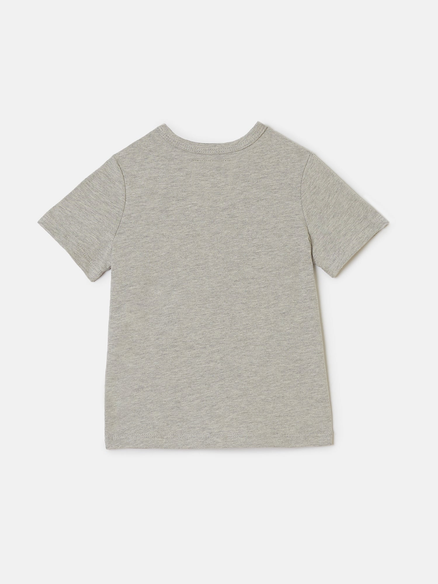 Short Sleeve Tee - Heather Grey