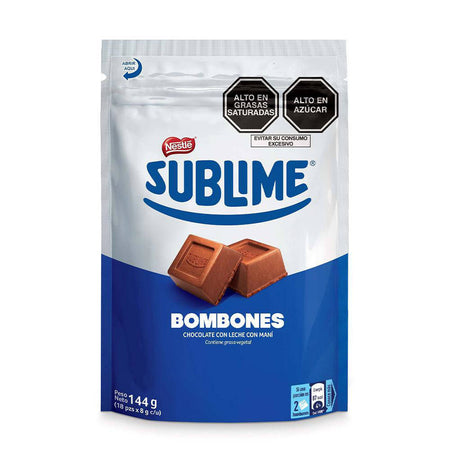 Sublime bombones
