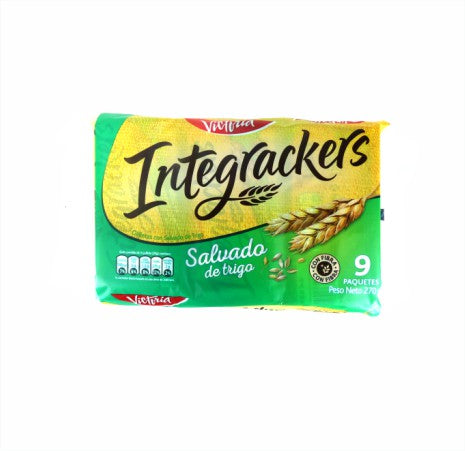 Integrackers cookies - pack 6 unid