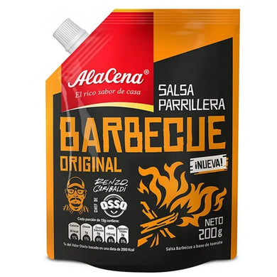 1 bag Barbecue - 200 grs