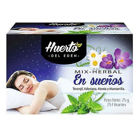 Huerto eden tea dreams