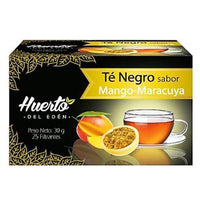 Huerto eden mango passion fruit black tea