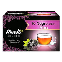 Huerto eden black tea blackberry