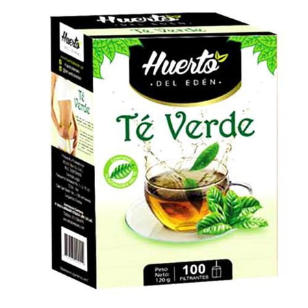 Huerto eden green tea 3
